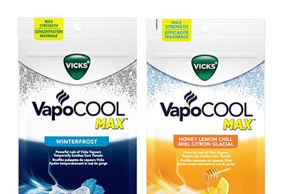 Save $1.00 when you buy any ONE Vicks VapoCOOL Drops Product (excludes Vicks Vapo & Vitamin C Drops, trial/travel size, value/gift/bonus packs)