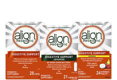 Save $3.00 when you buy any ONE AlignProbiotic Product (excludes Align Probiotic Gummies and trial/travel size, value/gift/bonus packs)