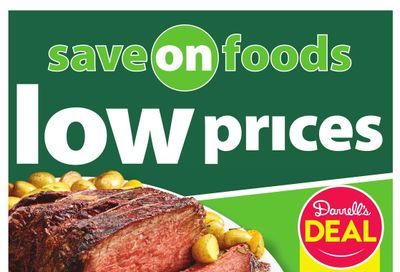 Save on Foods (SK) Flyer February 25 to March 3