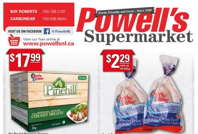 Powell's Supermarket Flyer February 25 to March 3