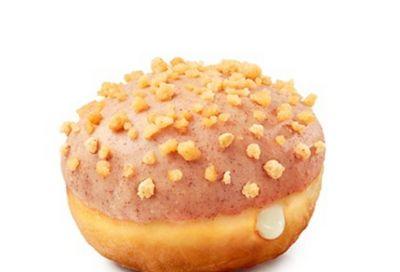 McDonald's Canada NEW Cinnamon & Cream Donut + The Spicy McChicken Challenge