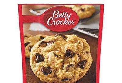 Betty Crocker Chocolate Chip Cookie, 496 Gram $1.76 (Reg $2.79)