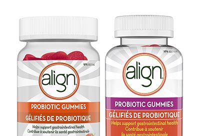 Save $3.00 when you buy any ONE Align® Gummies Probiotic Product (excludes trial/travel size, value/gift/bonus packs)