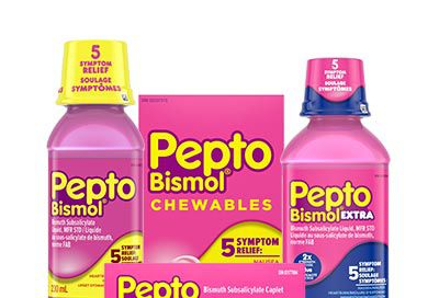 Save $1.50 when you buy any ONE Pepto-Bismol® Product (excludes trial/travel size, value/gift/bonus packs)