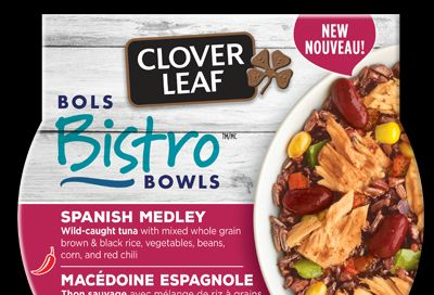 Save $1.00 on any ONE of CLOVER LEAF BISTRO BOWLS 170g
