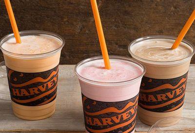HANDSPUN SHAKES at Harvey's