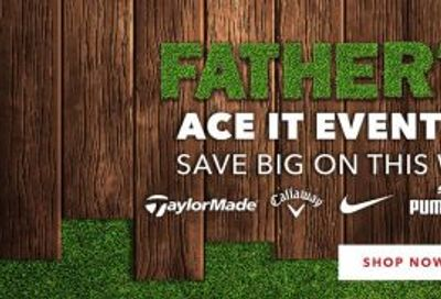 Golf Town Canada Deals: Save Up to $150 OFF w/ Your Order $550 + BOGO Apparel + More