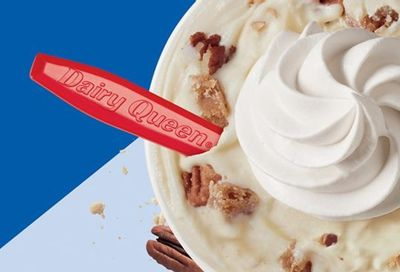 Fall Blizzards! at Dairy Queen